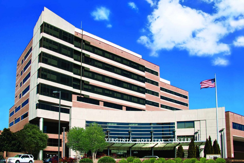 2014 Hospital Exterior