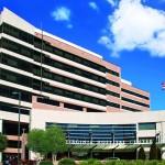 exterior of Virginia Hospital Center