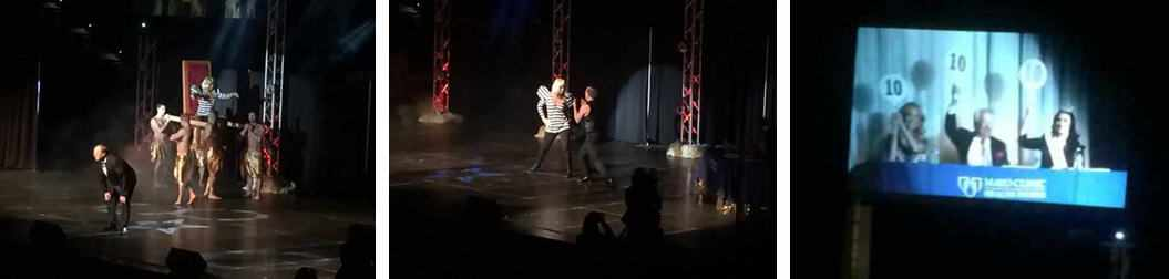 Dancing with the Mankato Stars - Mitzi and Dr Cockeril