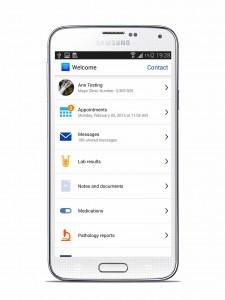 SamsungS5-patient-home