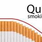 """Imagen de unos cigarrillos que dice """"Dejar de fumar"""""""