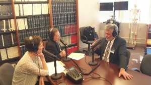 Dr. Phil Hagan as guest on Mayo Clinic Radio