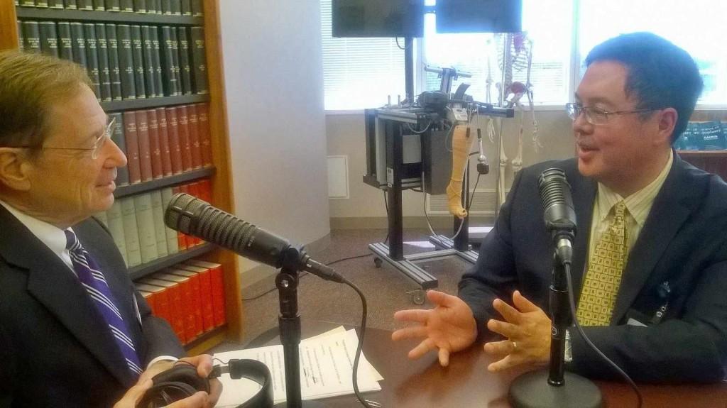 Dr. Paul Takahashi on Mayo Clinic Radio