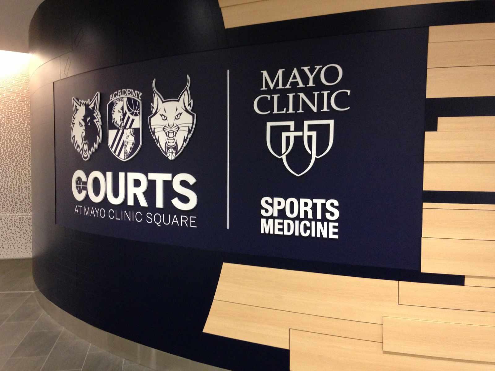 Mayo Clinic Square, Sports Medicine
