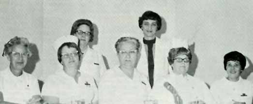 Mayo Clinic nurse coordinator group 1970, Throwback Thursday