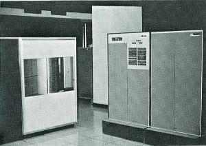 IBM 7040 computers 1964