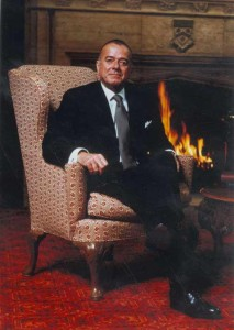 Dr. W. Eugene Mayberry, Mayo CEO from 1976 to 1987