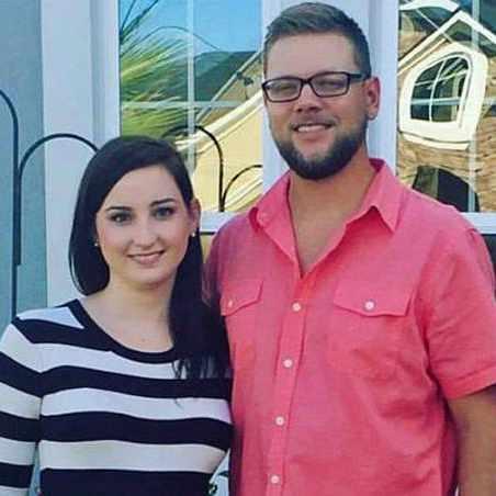 Cameron and his fiancée Savannah