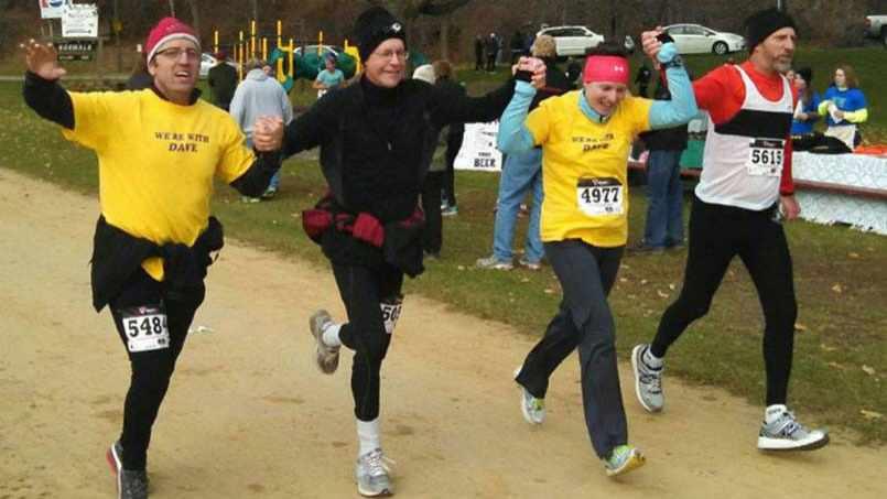 David Eitrheim running team