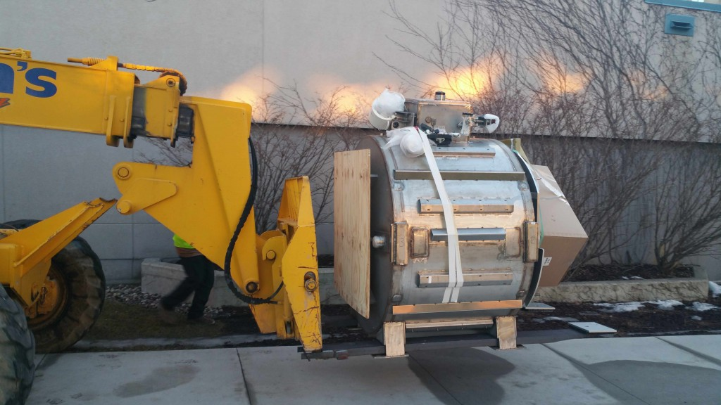 Mayo Clinic installs one-of-a-kind compact 3T MRI scanner 16x9