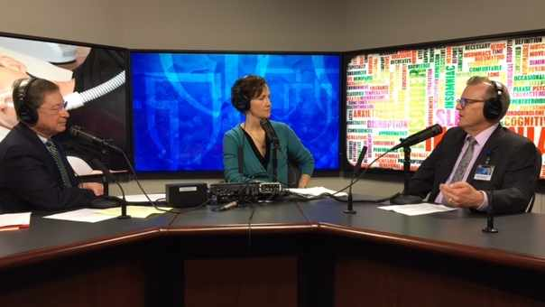 Dr. Timothy Morgenthaler on Mayo Clinic Radio