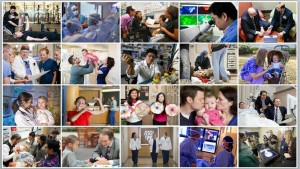 collage of Mayo Clinic patients and employees