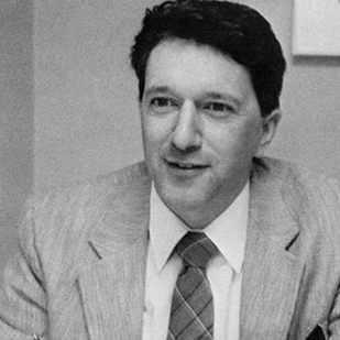 Tom Gauvin, nicotine dependence counselor, 1990