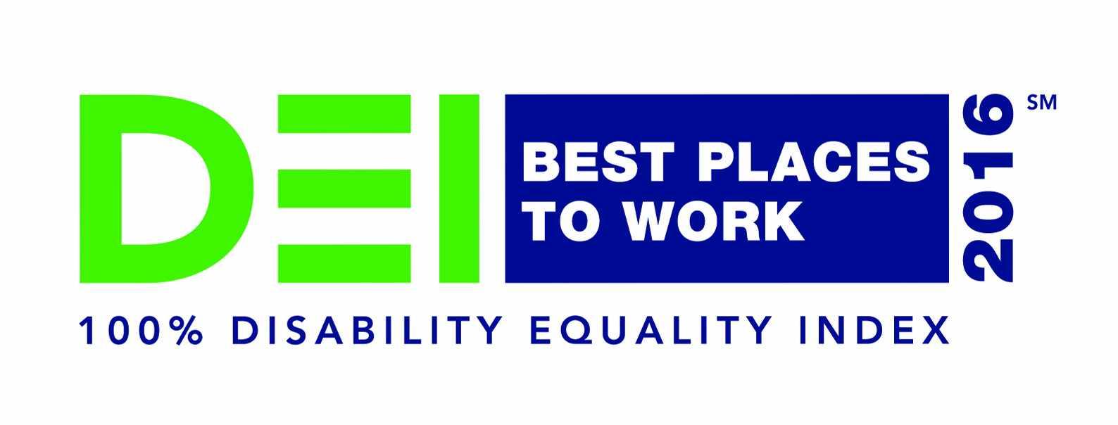 Disability Equality Index logo