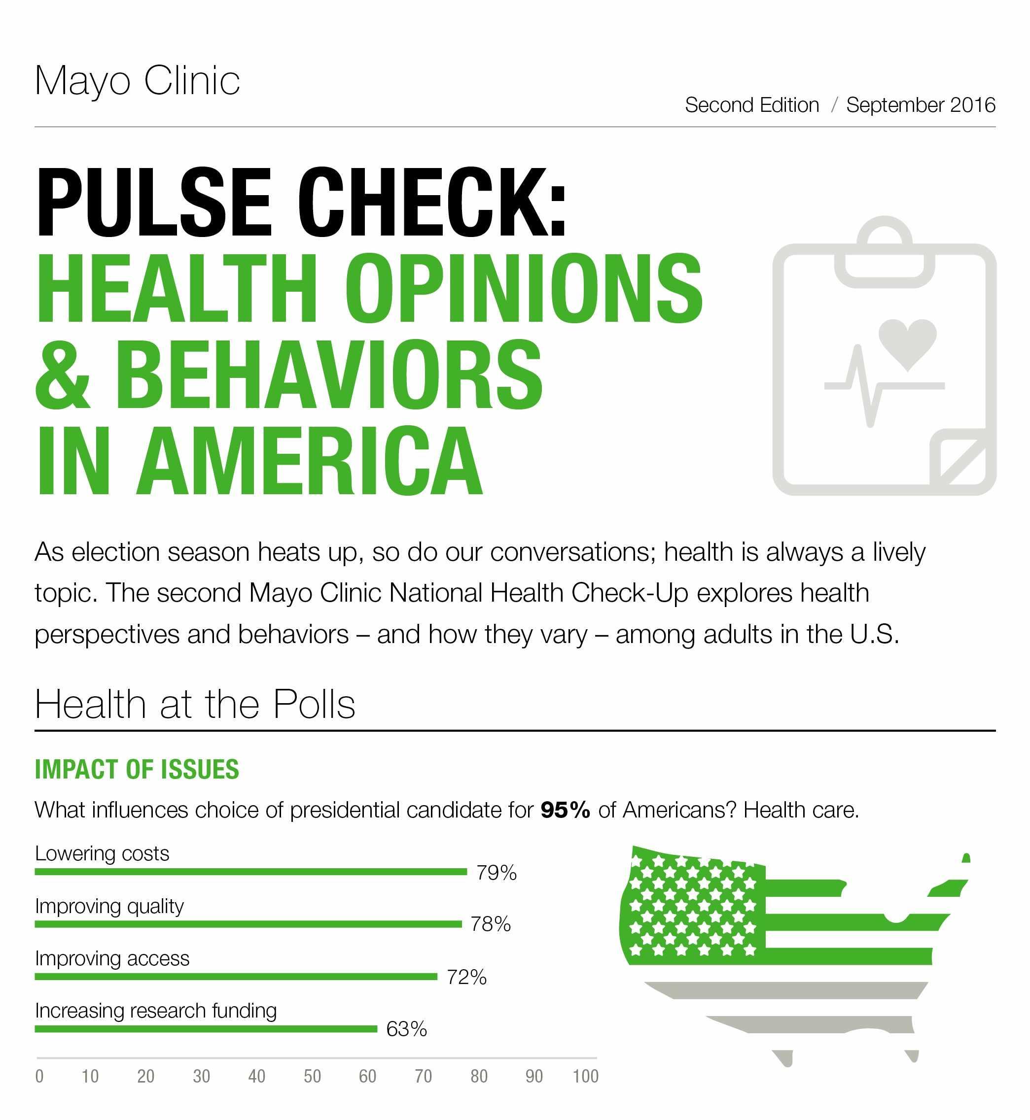 Revisión nacional de salud en el otoño de 2016