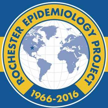 Rochester Epidemiology Project logo