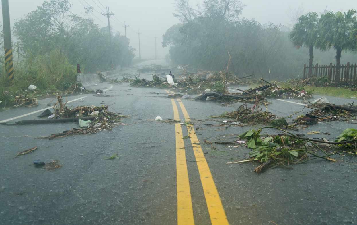 road-debri