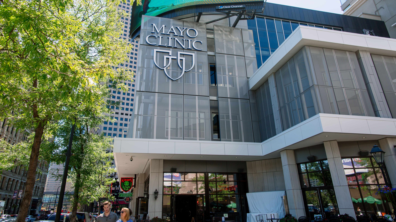 Mayo Clinic Square