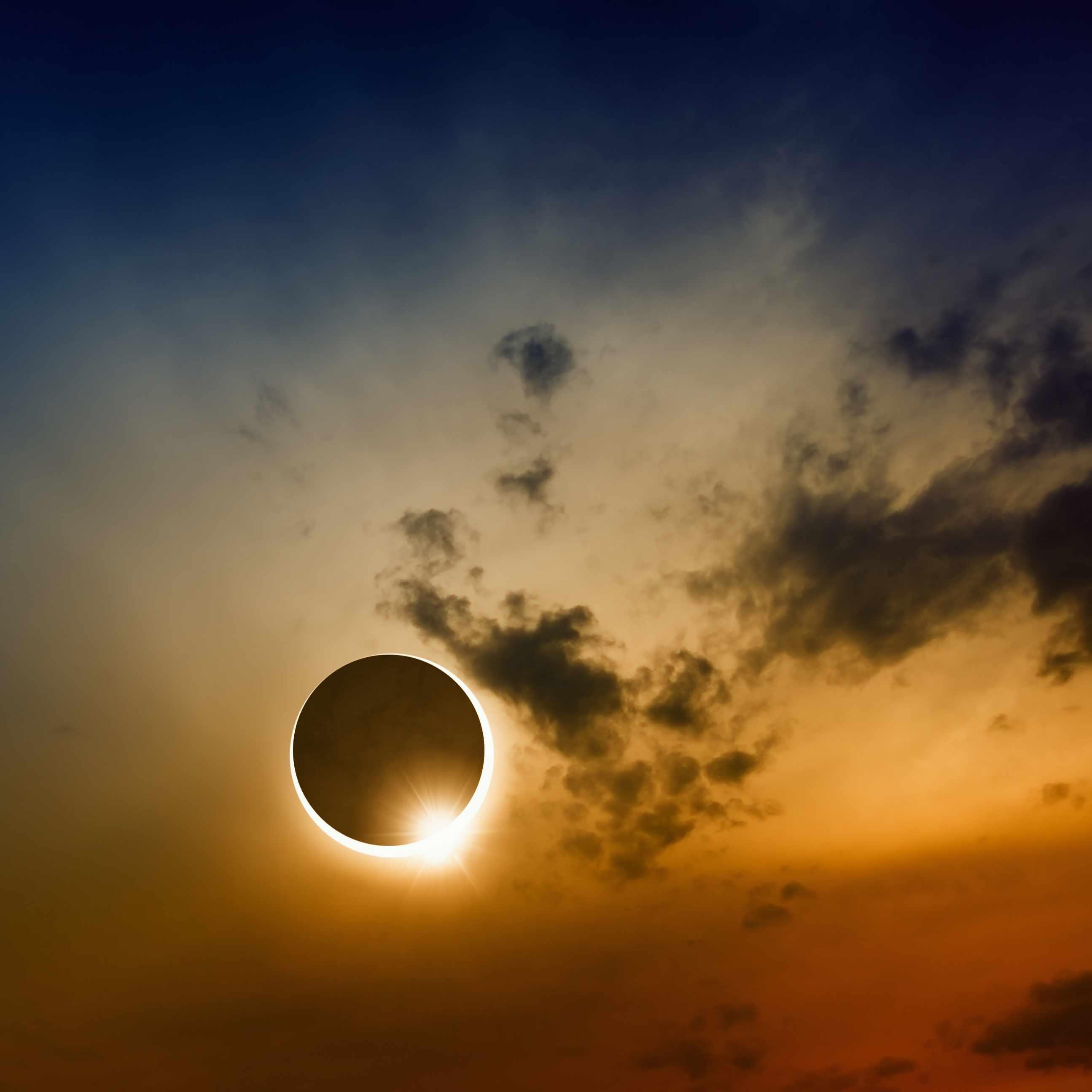full solar eclipse