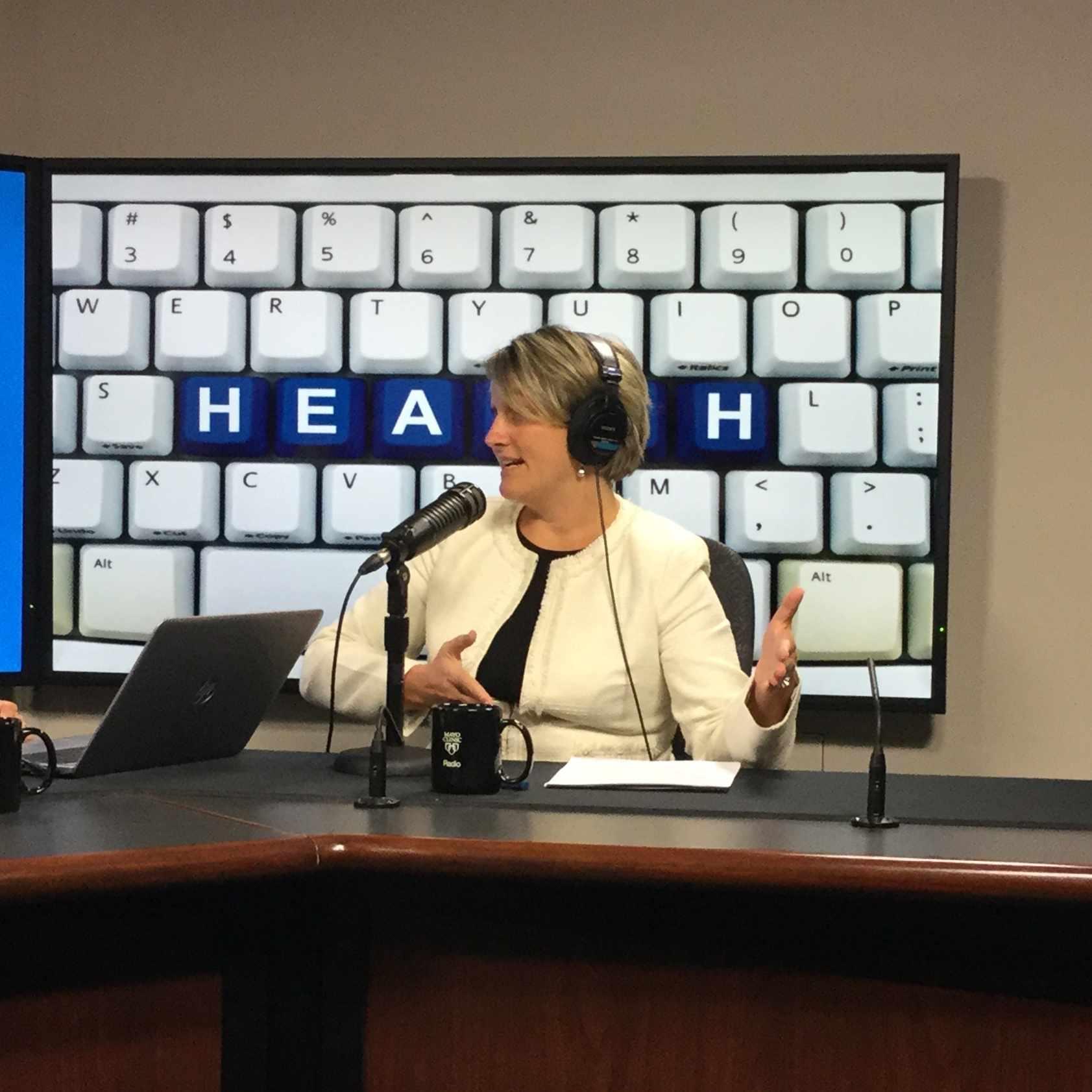 Dr. Tufia Haddad on Mayo Clinic Radio