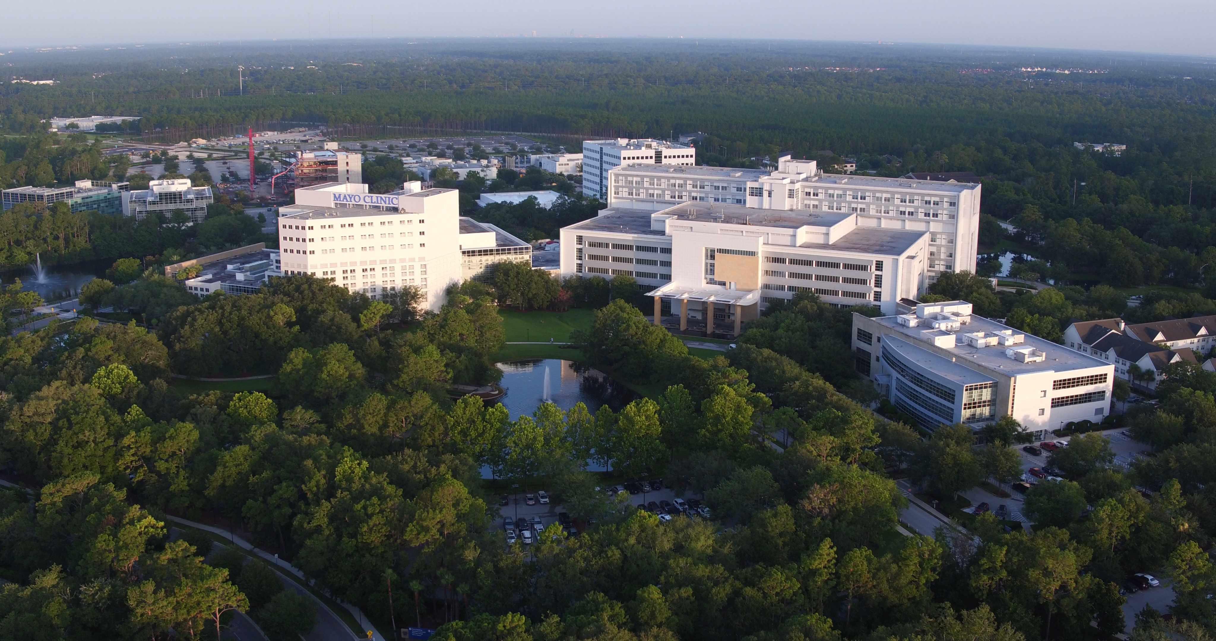 Mayo Clinic's Florida campus