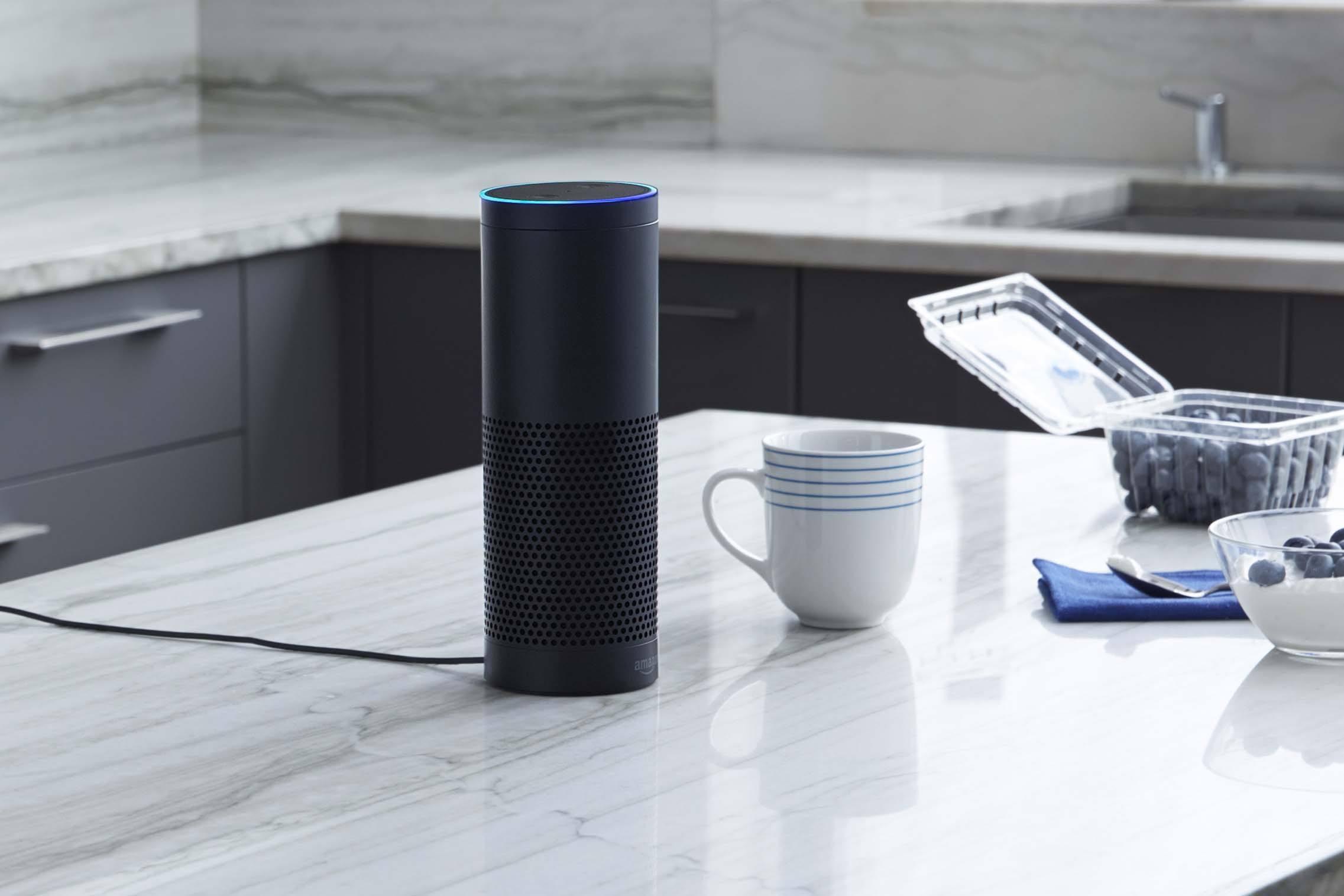 Amazon Echo Lifestyle image