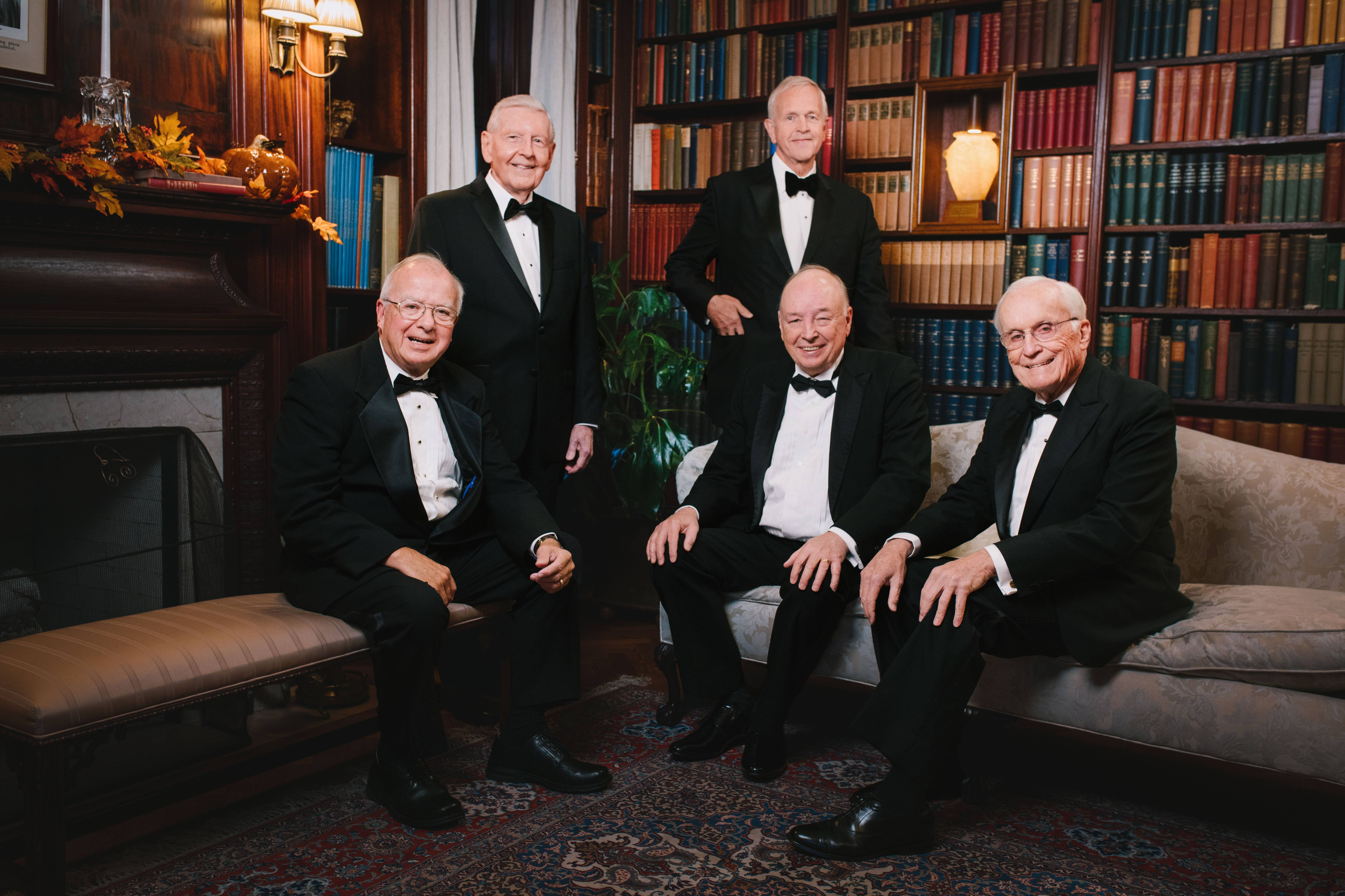 Distinguished Alumni Award Recipients 2017