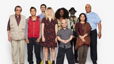 Grupo de diversas personas