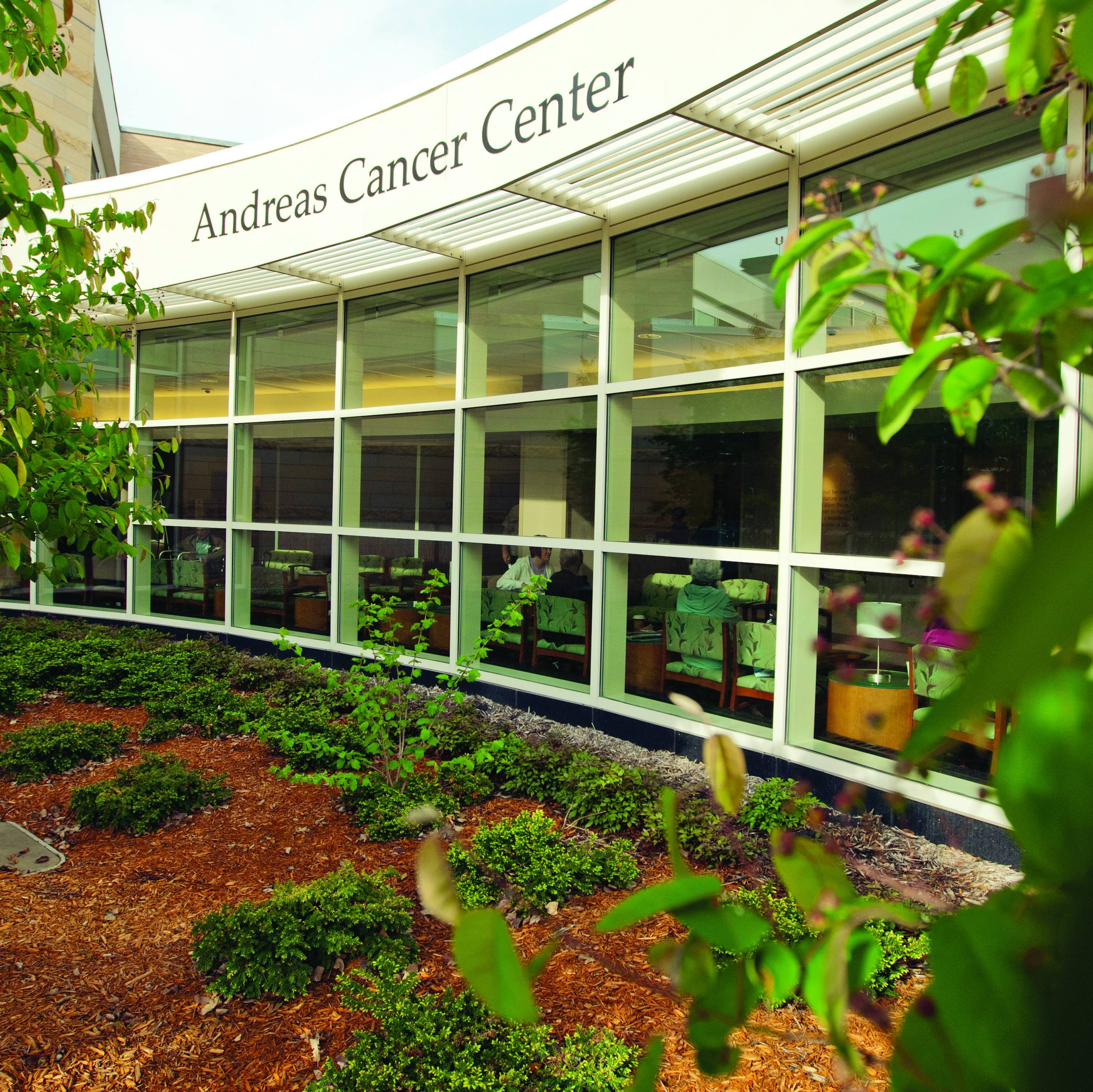 Andreas Cancer Center in Mankato, Minn.