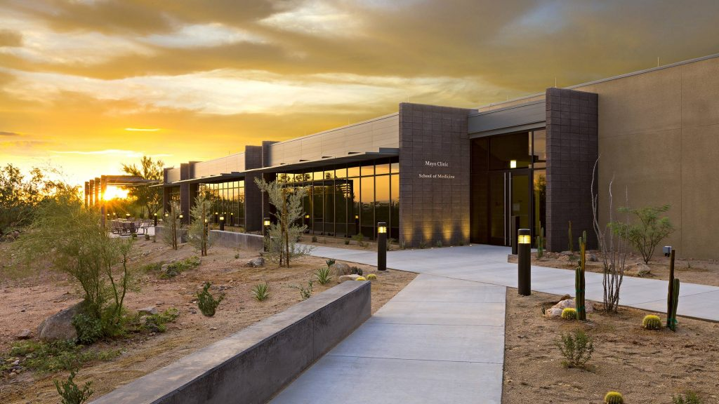 Escuela de Medicina de Mayo Clinic en el campus de Arizona