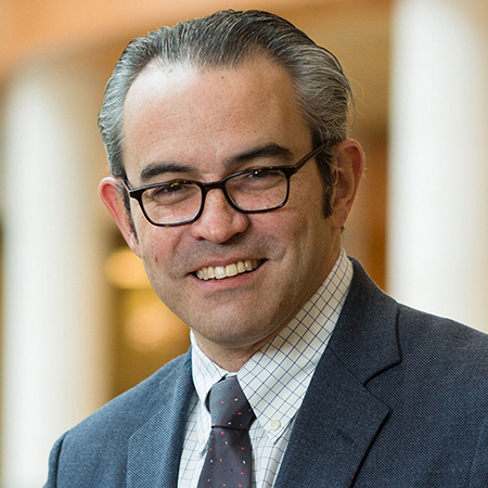 In the Loop interviewee and Mayo Clinic endocrinologist and researcher Dr. Victor Montori