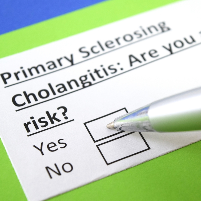 Primary sclerosing cholangitis : are you at risk? yes or no