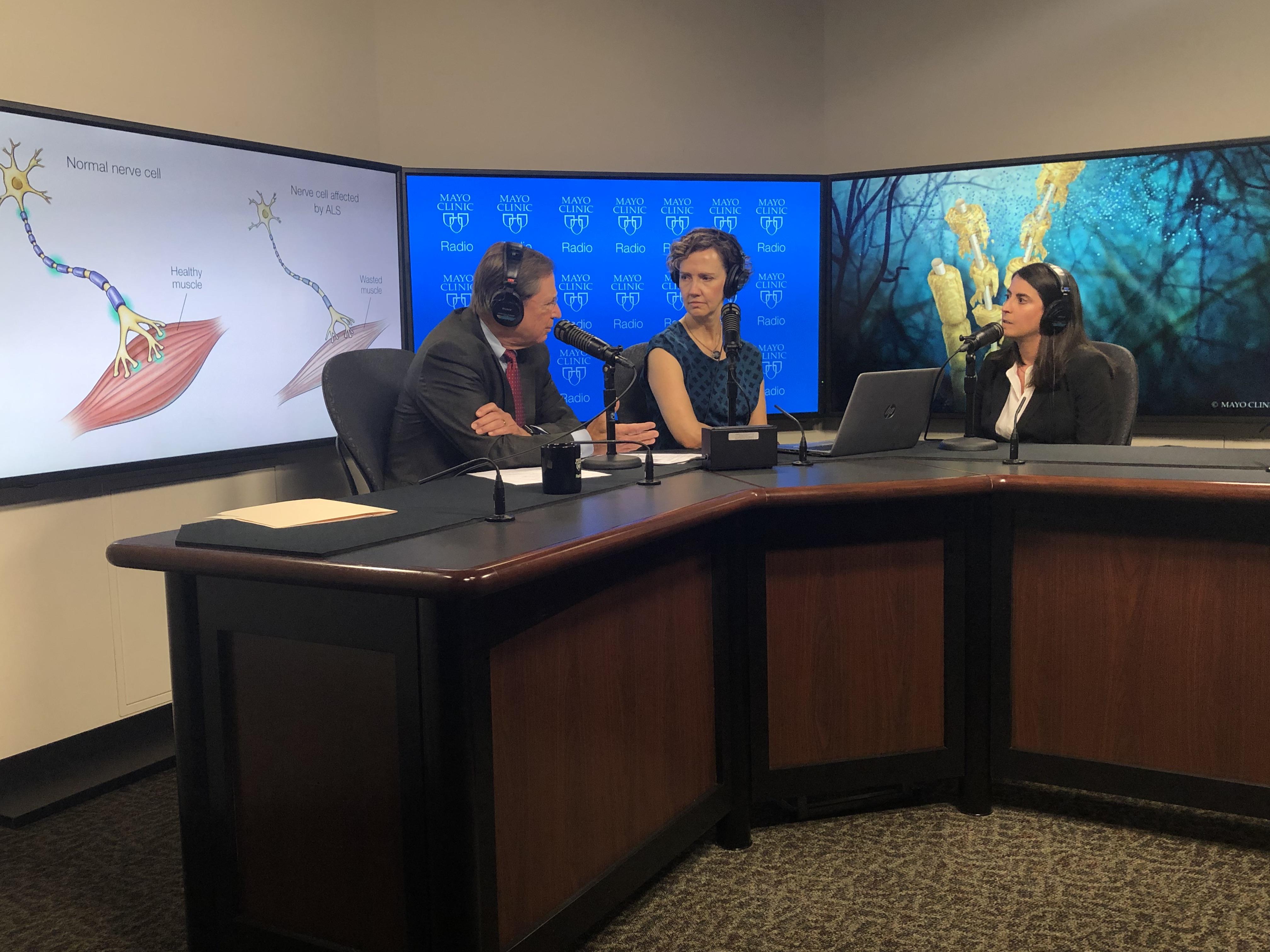 Dr. Jennifer Martinez-Thompson on Mayo Clinic Radio