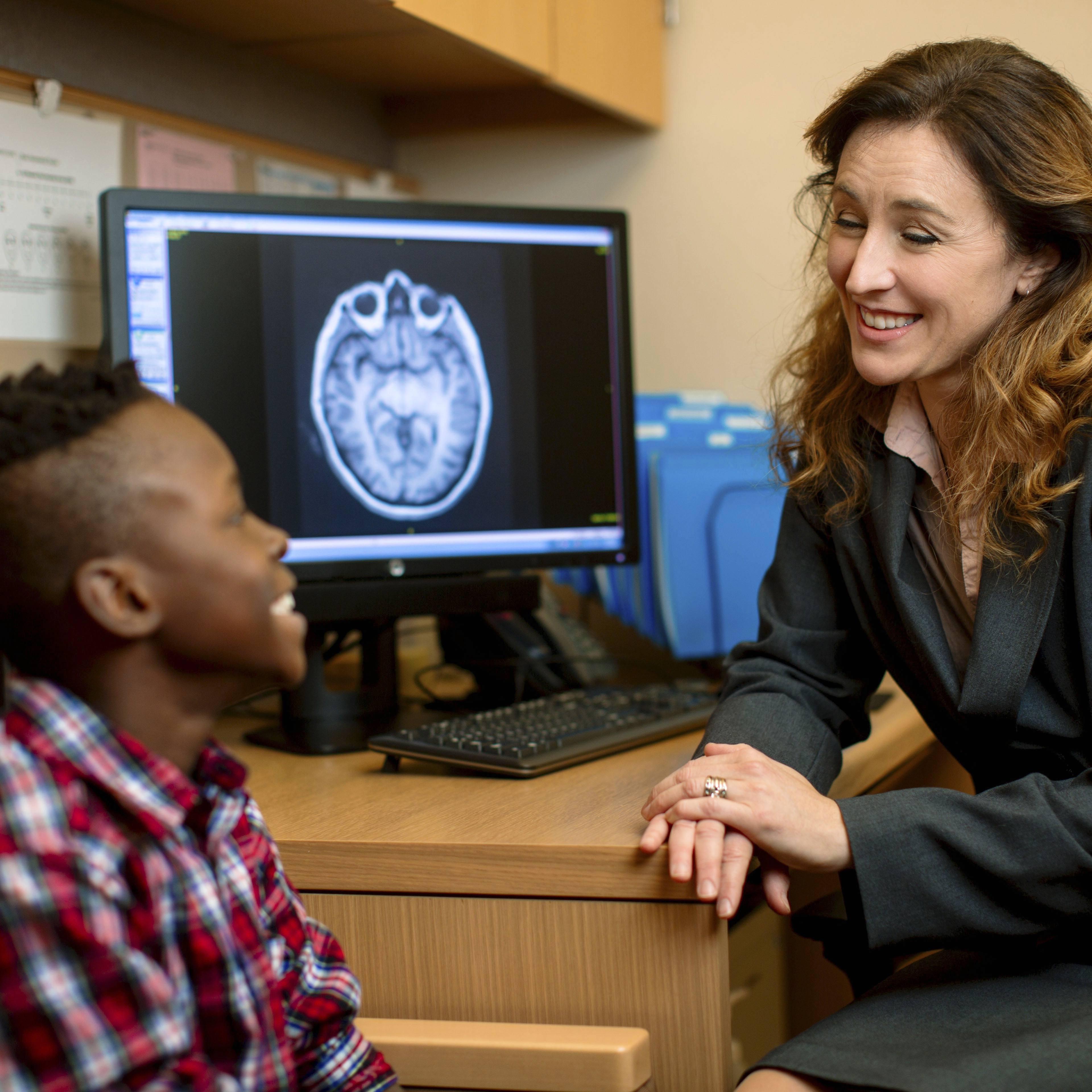 pediatric patient consultation