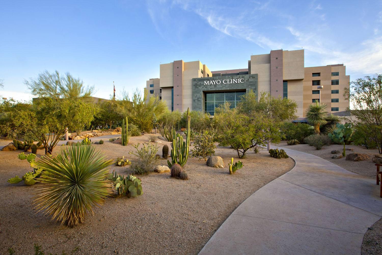 Mayo Clinic's Campus in Arizona