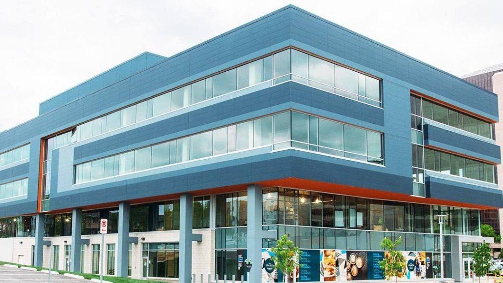 Edificio One Discovery Square