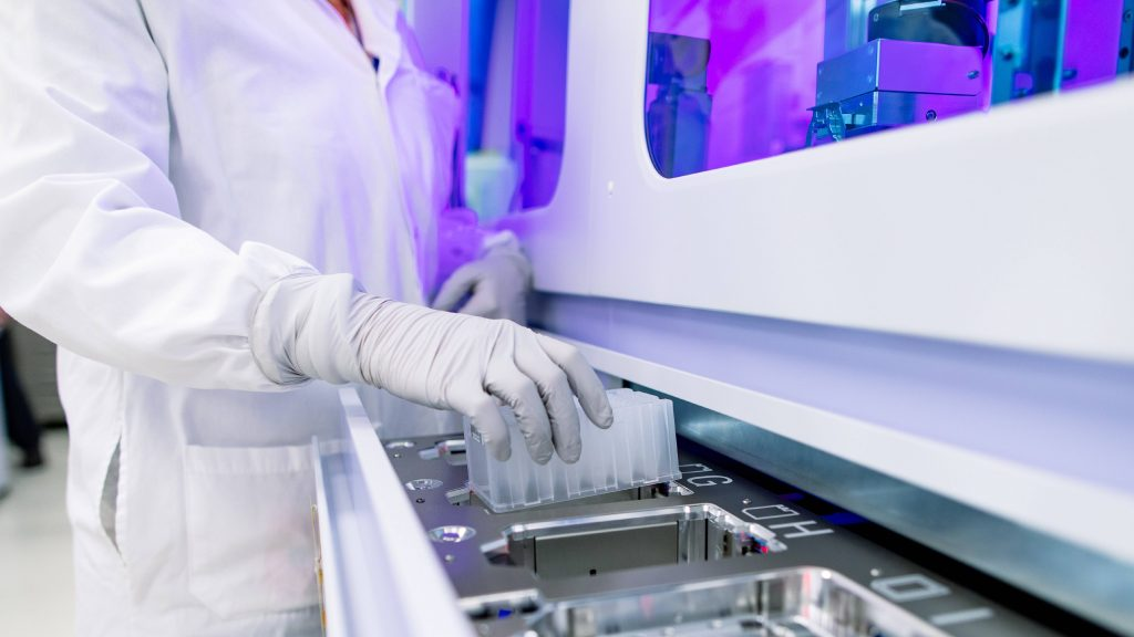 Mayo Clinic Laboratories COVID-19 testing