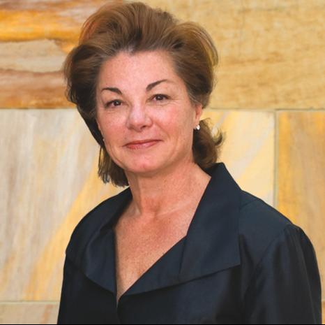 Environmental close-up of Dr. Cheryl Willman