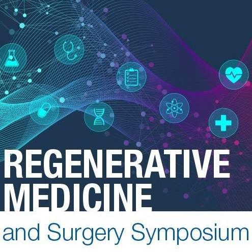 Graphic for Regenerative Medicine Symposium
