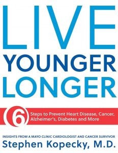 Live Younger Longer book cover